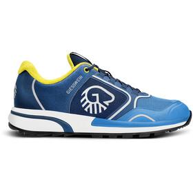 Giesswein Wool Cross X Zapatillas Hombre, azul